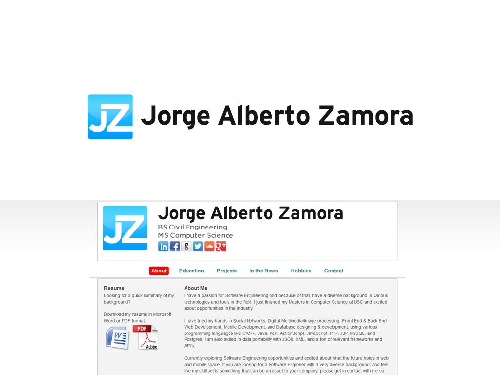 Serious Modern Software Logo Design For Jaz Jorge Alberto Zamora By Johnm Design 966064