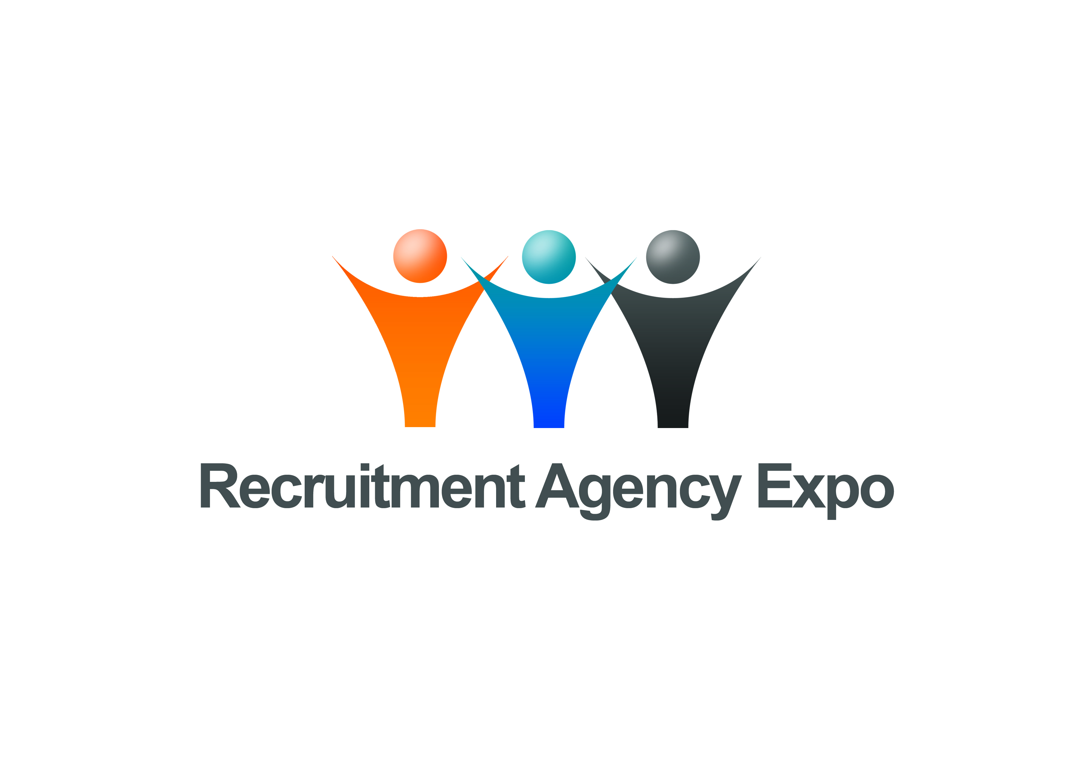 22 professional logo designs for recruitment agency expo a