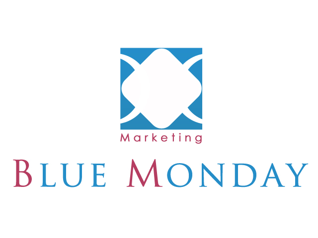 Modern, Colorful, Marketing Logo Design for Bule Monday