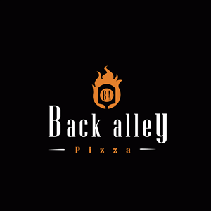 Logo Design by Mahmoud - Back Alley Pizza Logo