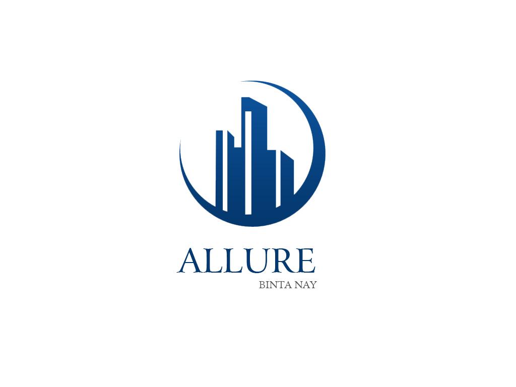 logo design for allura by logodancer84 design 3678487
