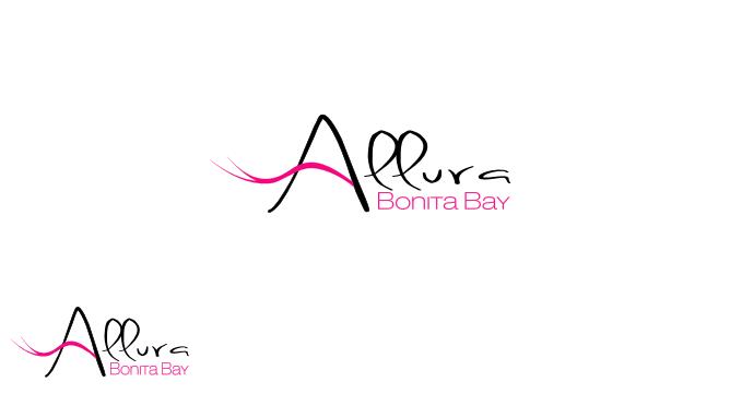logo design for allura by gabicristea design 3676222