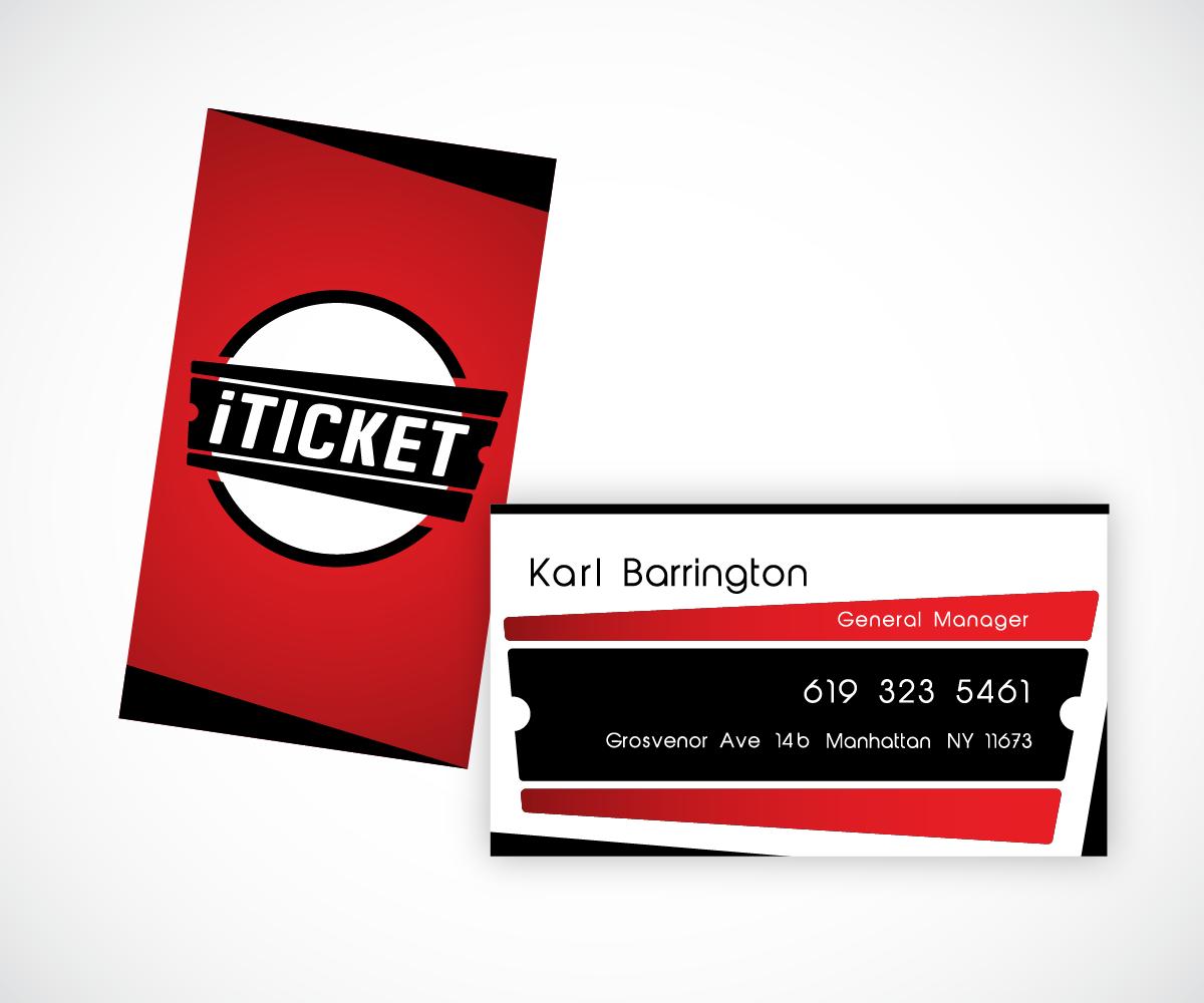 Modern, Bold Business Card Design for Reece Preston by wolf | Design ...
