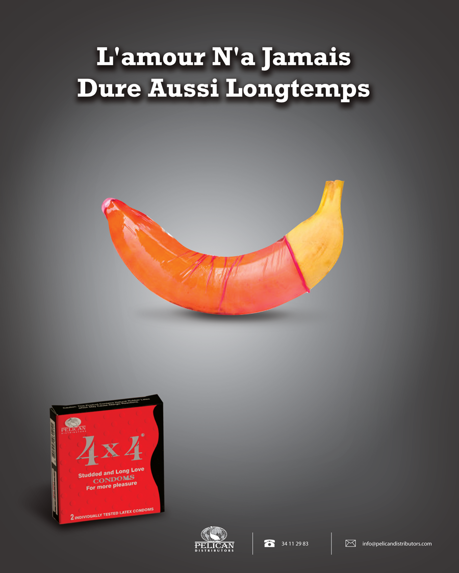 Poster design latex - Poster Design By Gayan For Condom Poster Design Project Design 985633