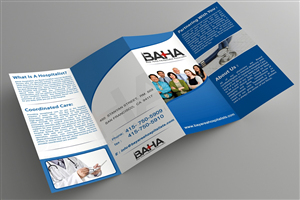 Brochure Design by smartline.adv - BAHA brochure