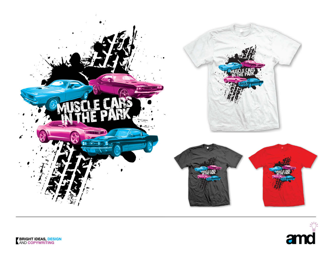 T-shirt Design for Joseph McCaslin by AMD - Graphic Design ...