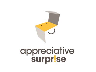 Appreciative Surprise | Logo Design by Thomann Design