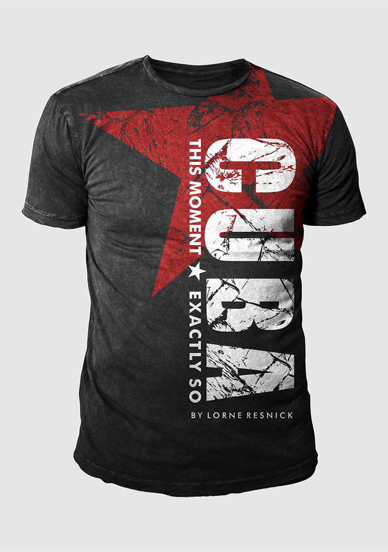 Shirt design book - T Shirt Design Design 3763552 Submitted To T Shirt For Cuba