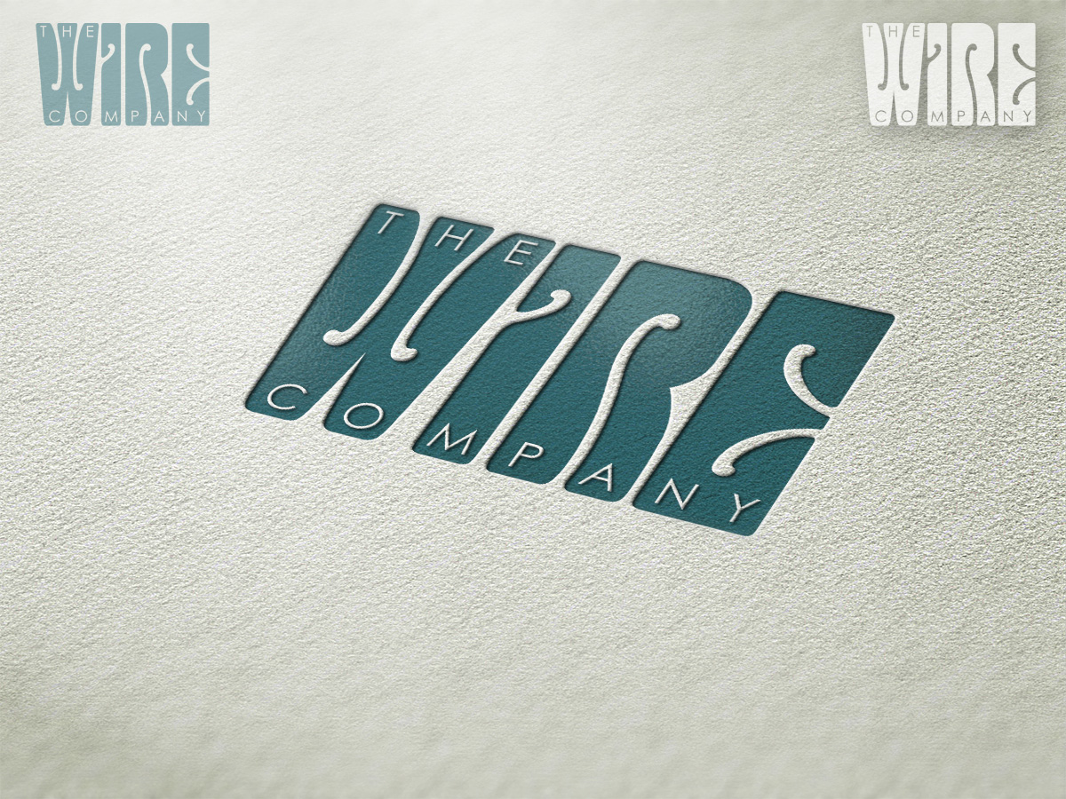 Bold, Traditional, Retail Logo Design for The Wire Company by [n ...