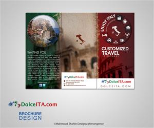 Brochure Design by Mahmoud Shahin - DolceIta.com