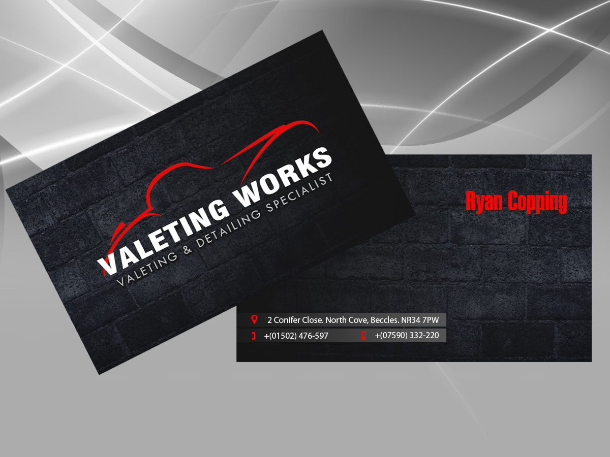 Business Business Card Design for a Company by Anil   Design #3707976