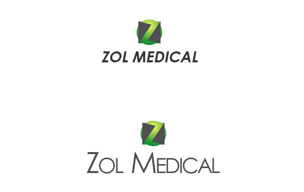 Medical logo design for zol medical by kanwar design for Medical design consultancy