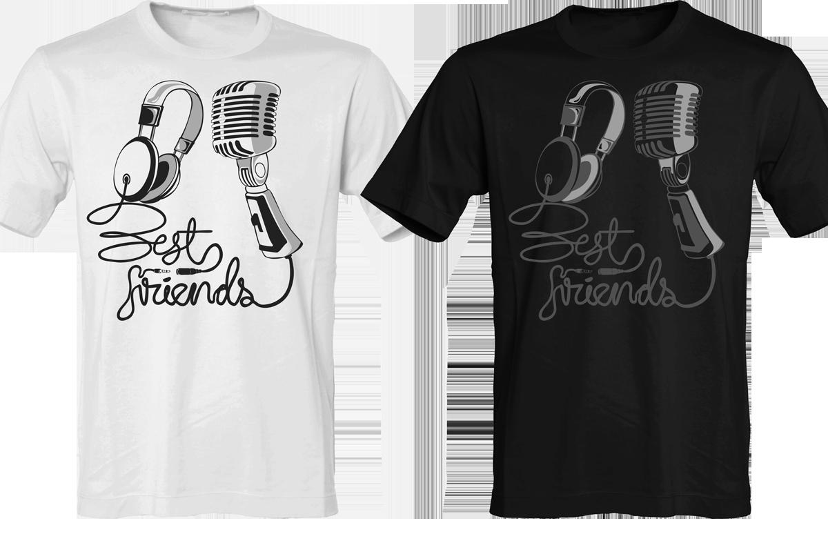 T-shirt Design for VoxPros by Kidzgn Hermawan   Design #3708547