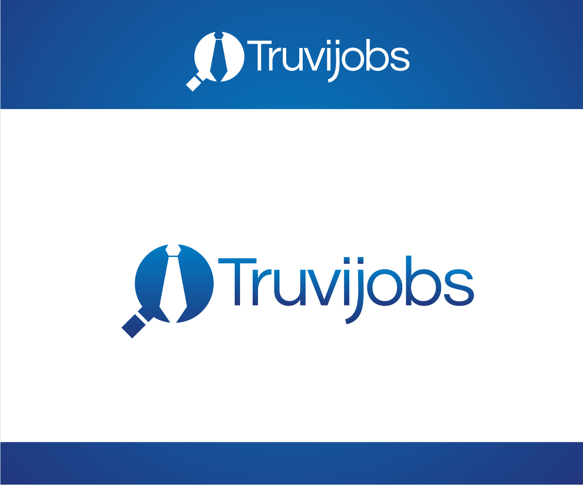 Business logo design for truvijobs by r i d design 3743365 for D for design