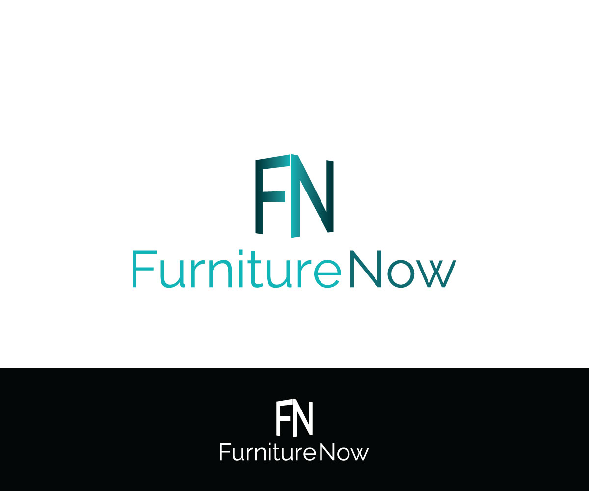 Logo Design for Furniture Now by Samatha Sampath | Design ...
