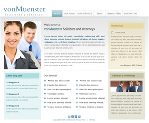 Solicitor Web Design 127194