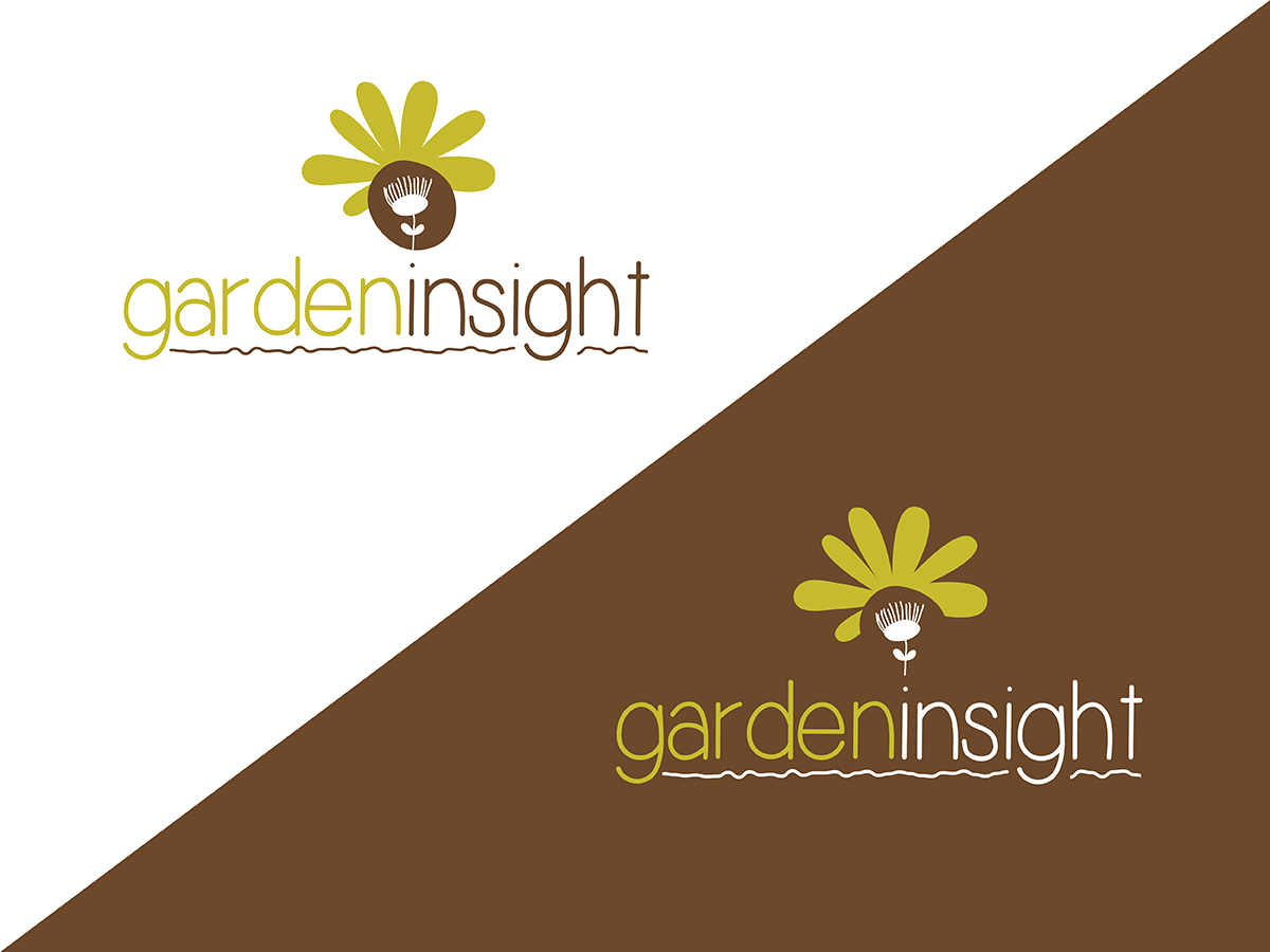 Upmarket, Modern, Business Logo Design for Garden Insight by ...