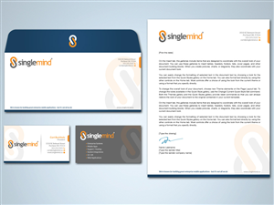 New Business Card For Online Business 1005090