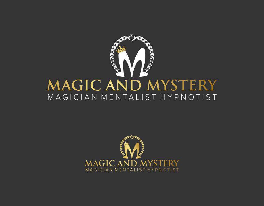 Magician Logo Design Galleries for Inspiration