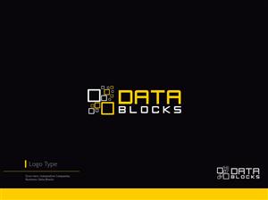 Logo Design by Navd - Datablocks - data managment for automotive engi...
