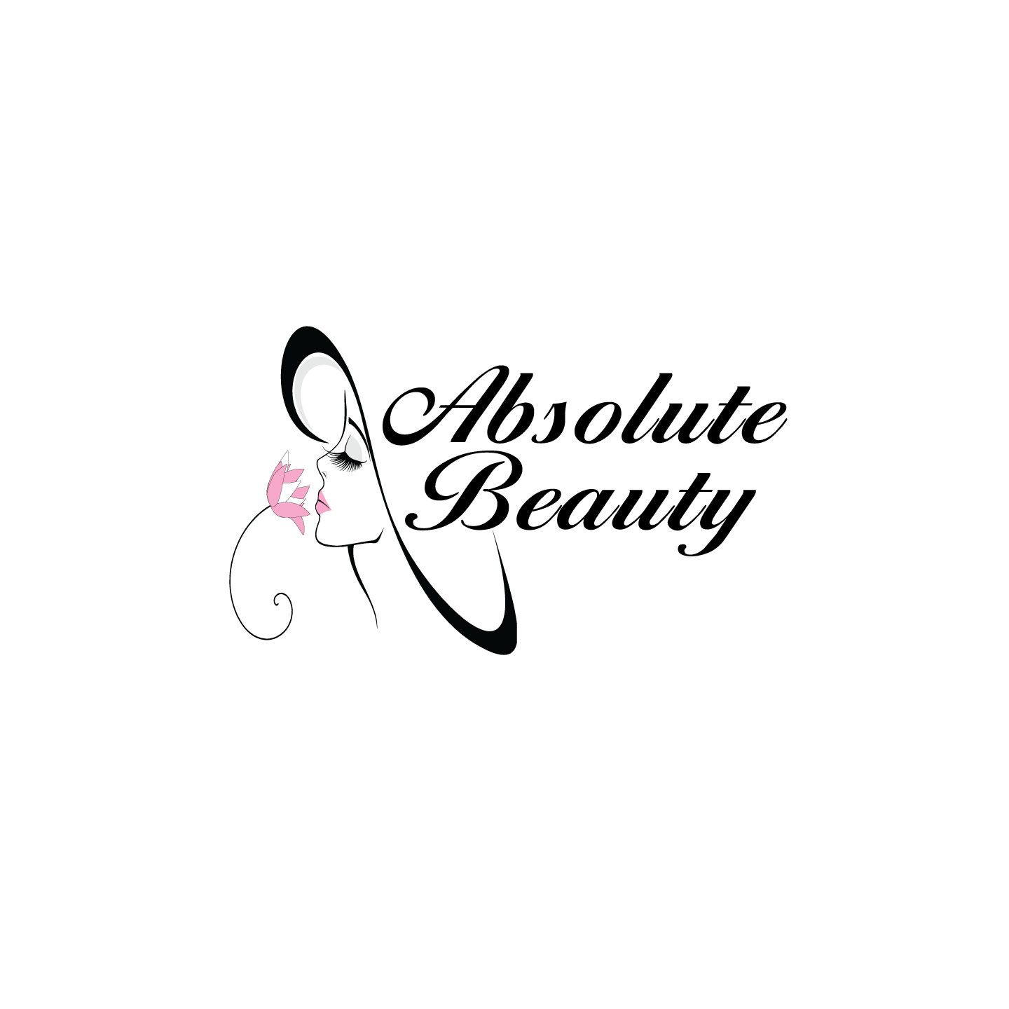 Logo Design For Absolute Beauty By Kentz