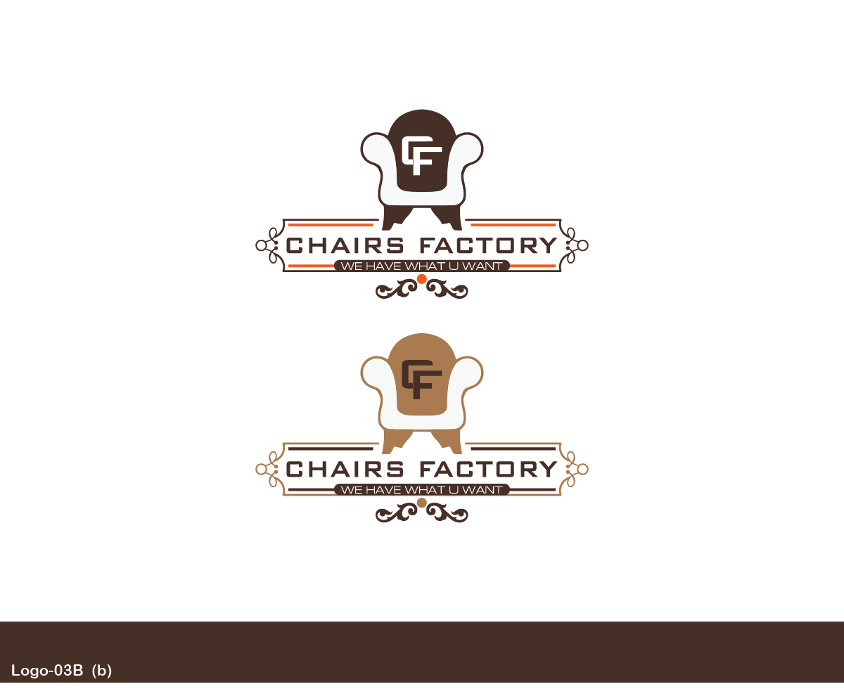 Logo design for united global suppliers by esolbiz for Chair logo design