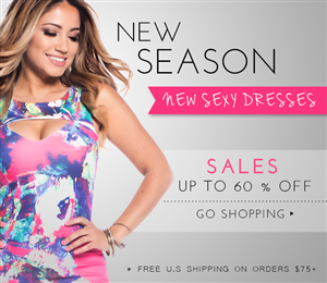womens clothing banner ad designs 5 womens clothing