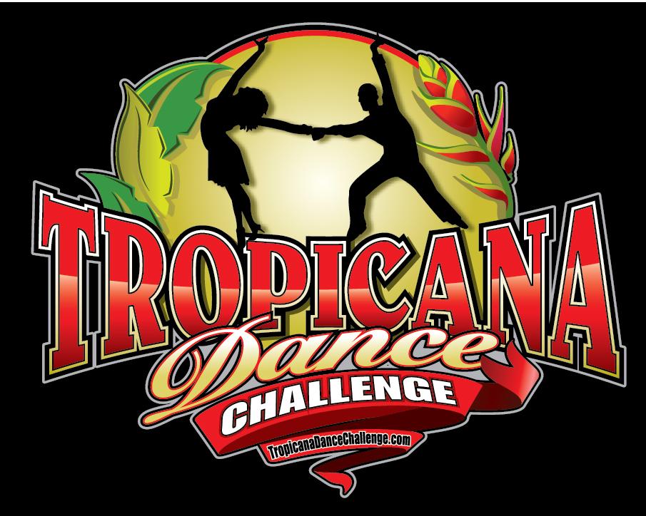 Tropicana Dance Challenge Logo Design by satz31