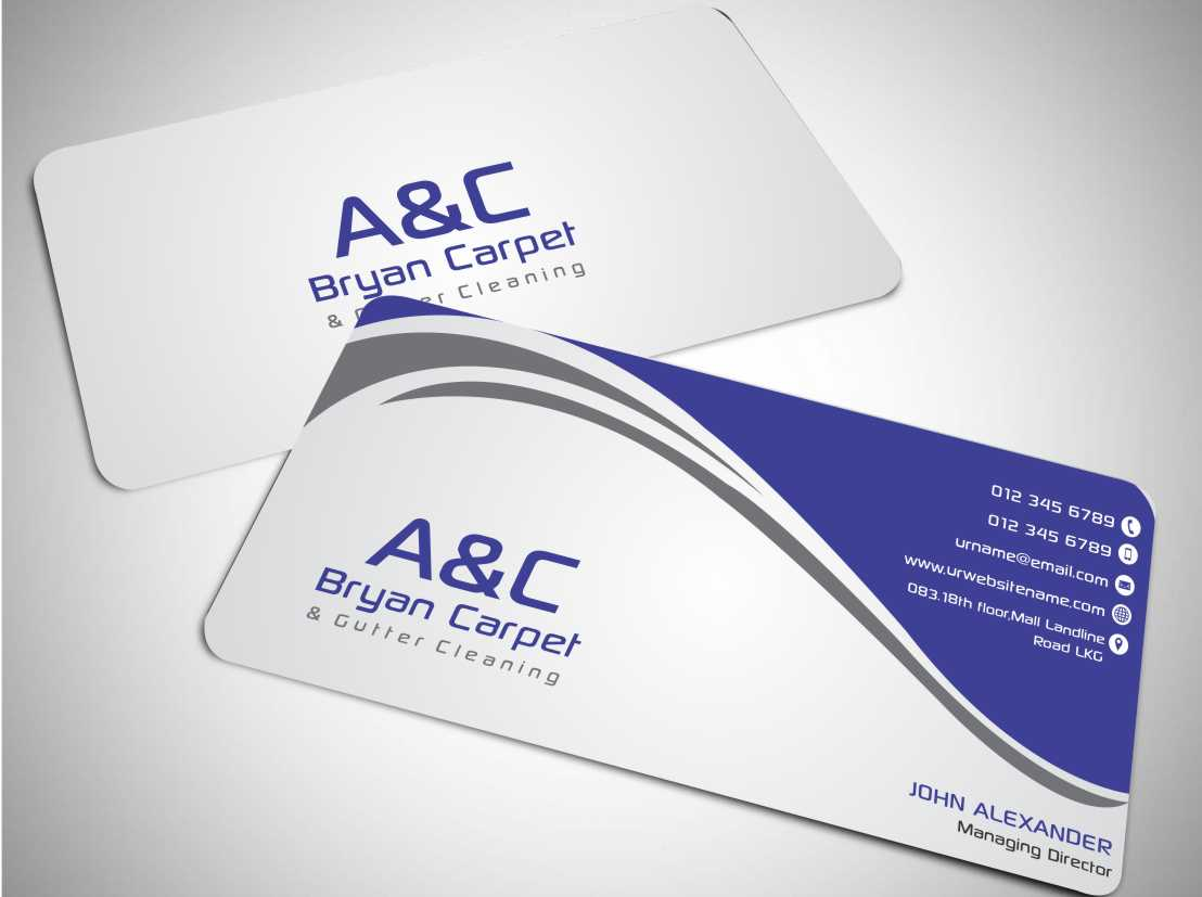 Carpentry Business Card Design Galleries for Inspiration