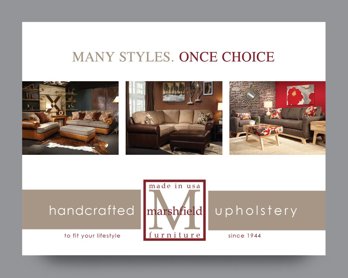 Postcard Design for Marshfield Furniture by rkailas Design 3776812