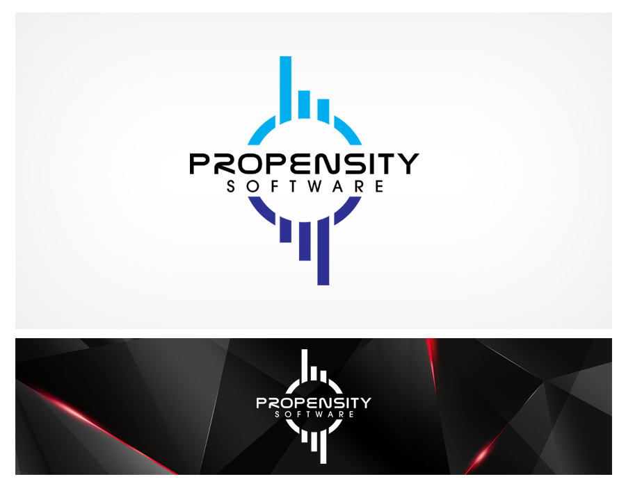 Logo design for propensity software inc by spektron for Design and engineering companies