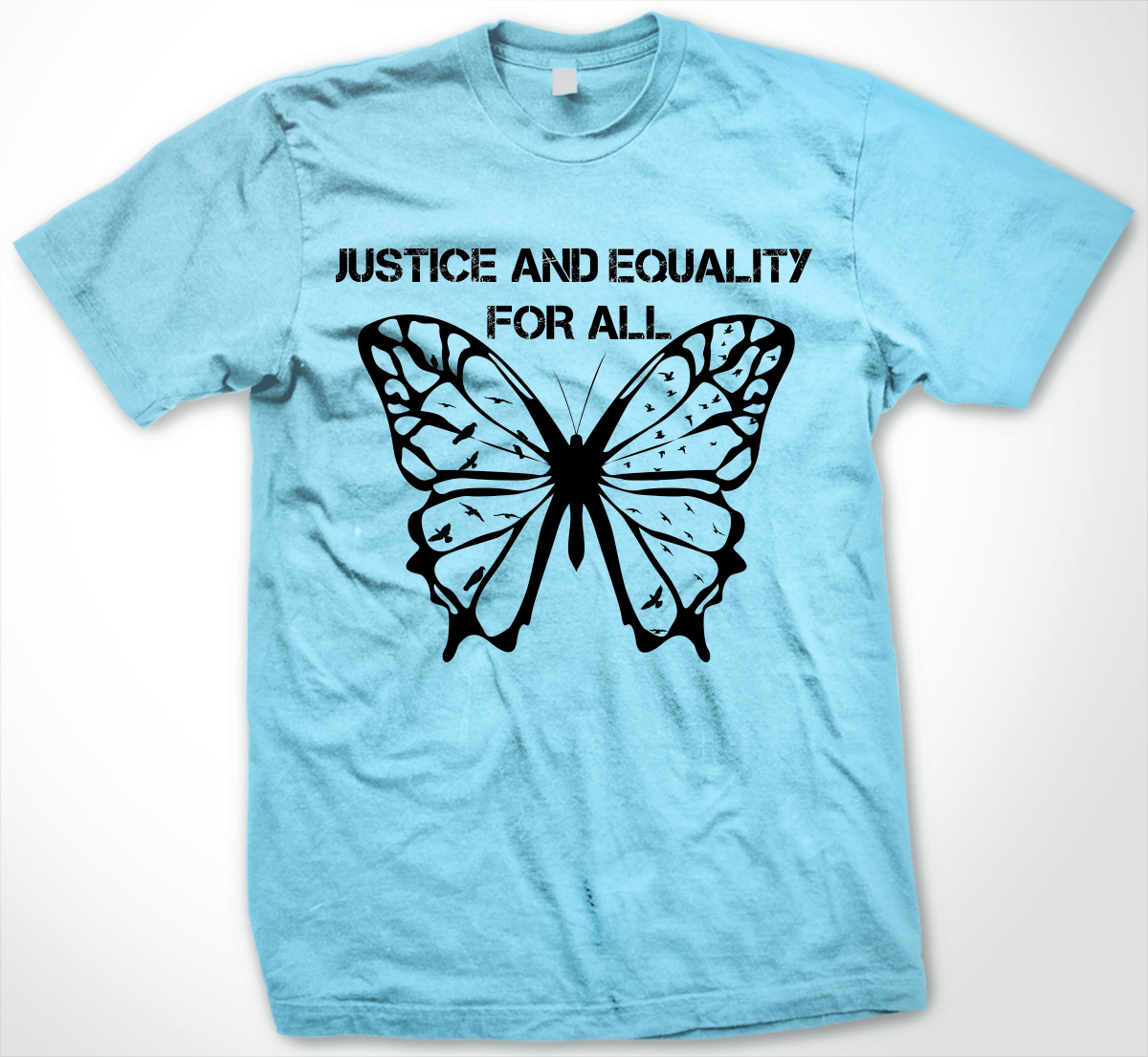 Shirt design australia - T Shirt Design By Jaden Ranen For Amnesty International Australia T Shirt Design Competition