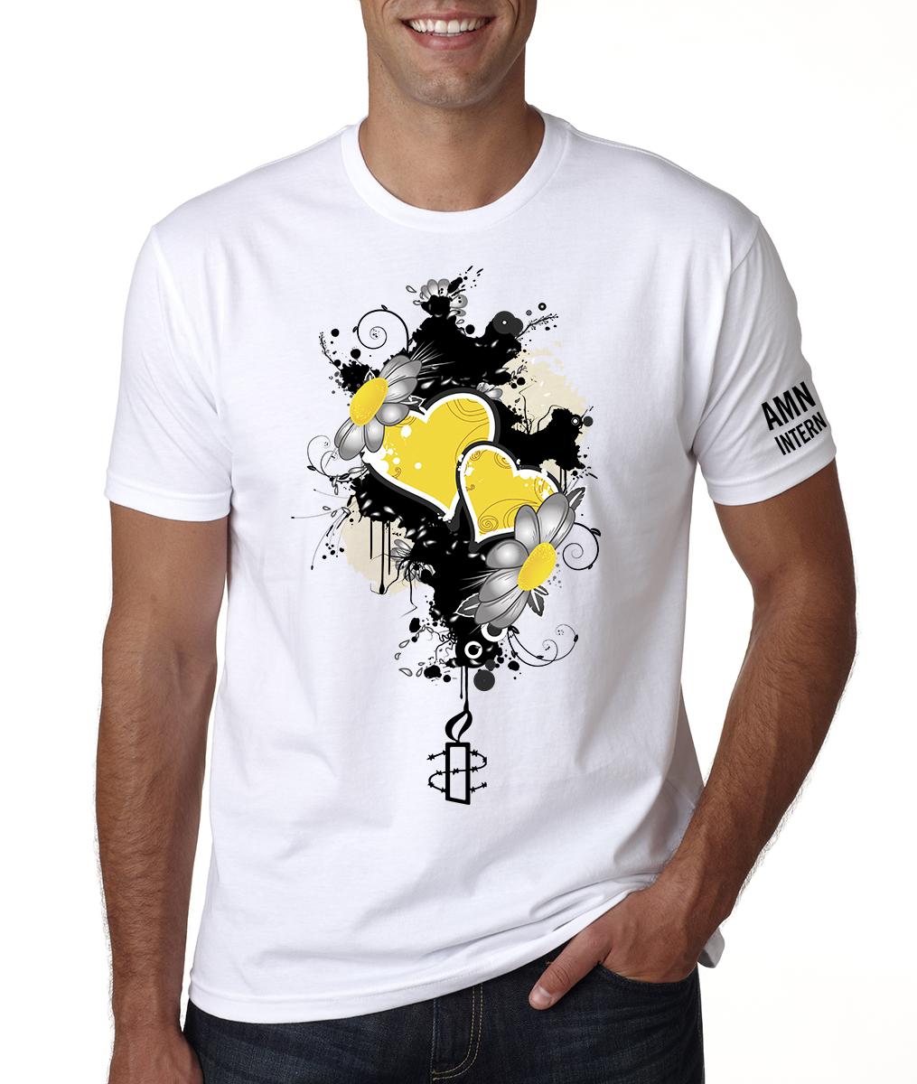 Shirt design australia - T Shirt Design By Futuredesigne For Amnesty International Australia T Shirt Design Competition