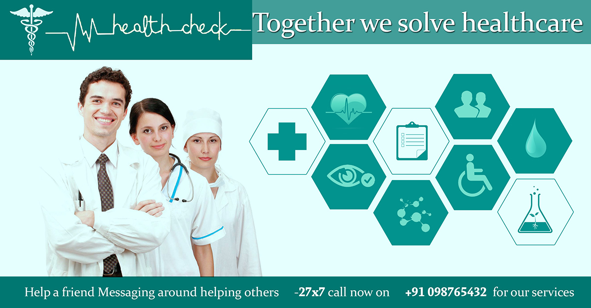 20 Professional Healthcare Poster Designs for a Healthcare ...