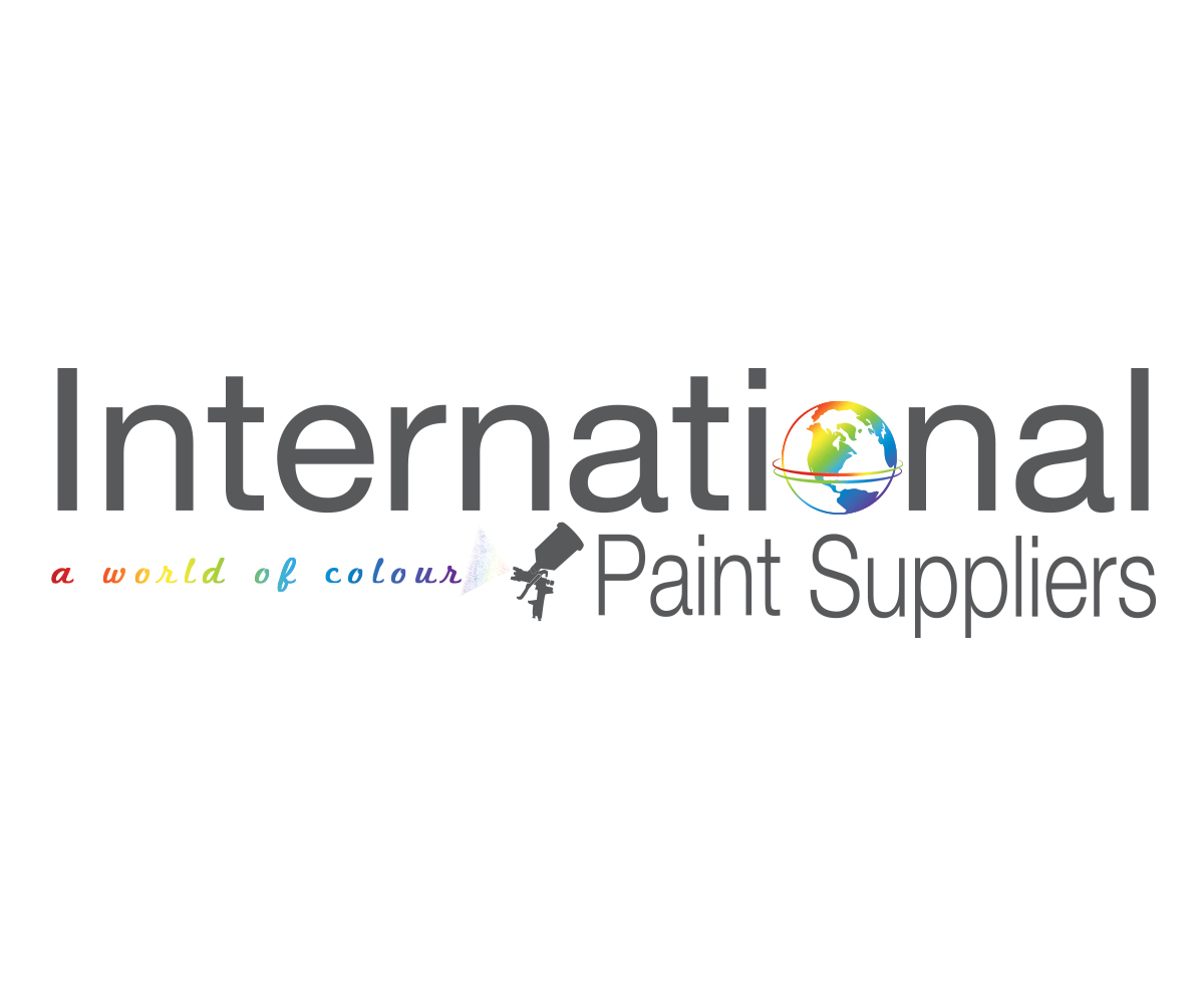 It company logo design for international paint suppliers for International design company