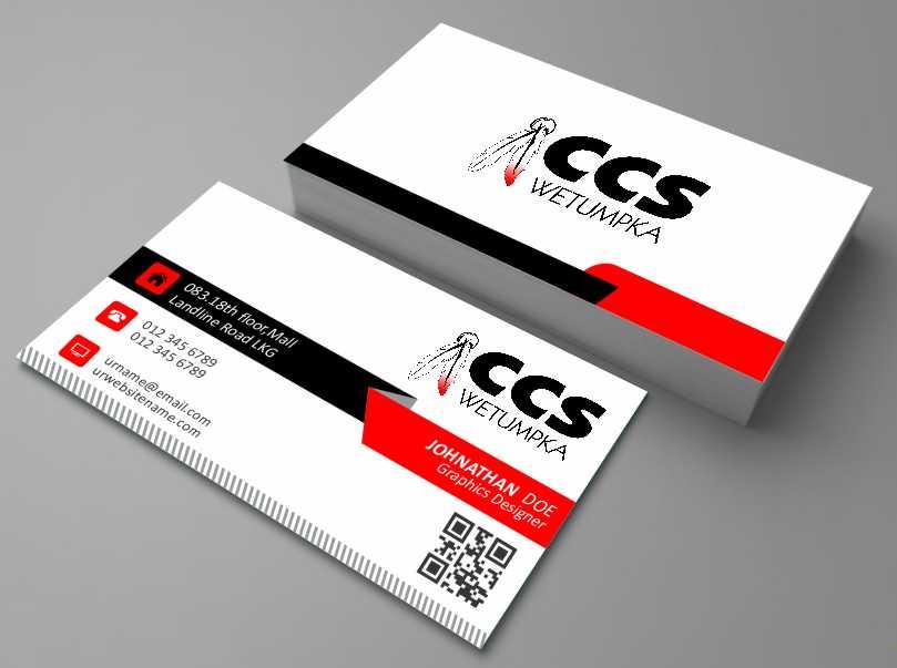 Business Card Design for CIEDA by AwsomeD | Design #3741110
