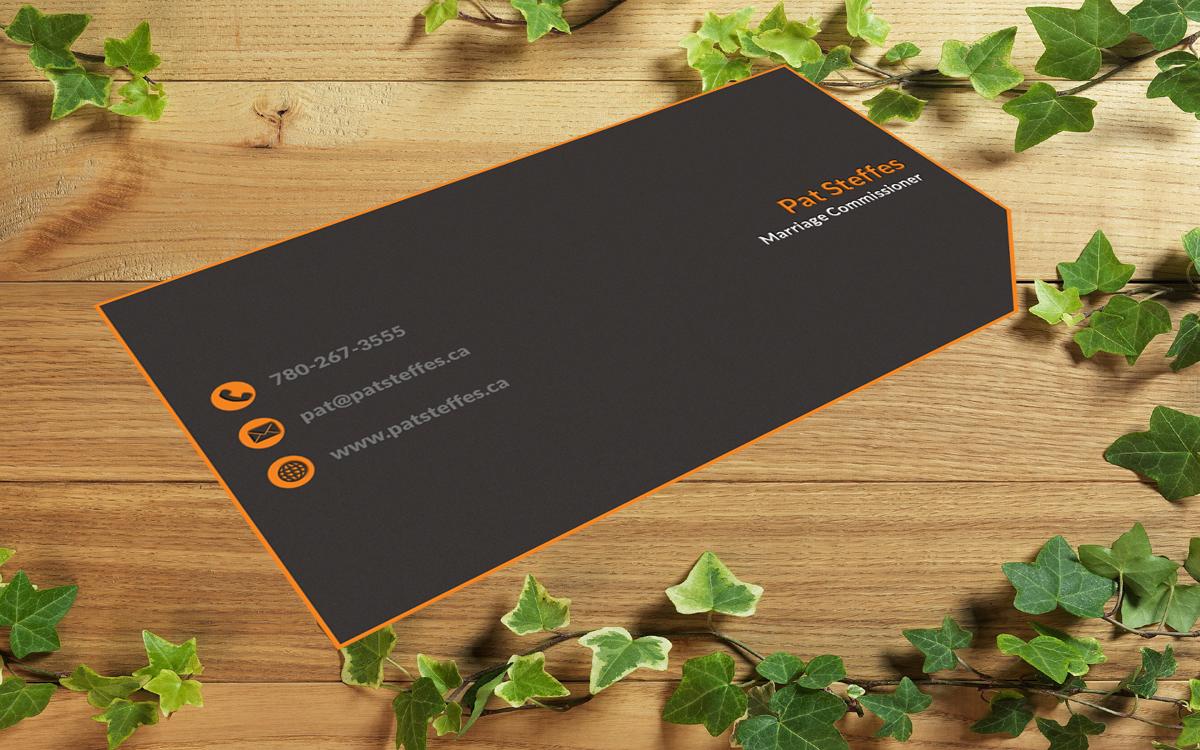 Modern, Playful, Plastic Business Card Design for a Company by ...