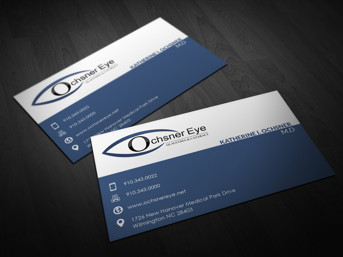 Business card design for cam dudley by pointless pixels india business card design by pointless pixels india for doctor needs a professional business card design reheart Images