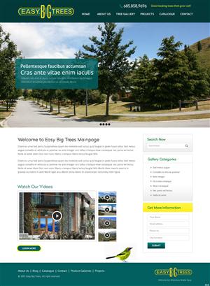 Wordpress Design by pb