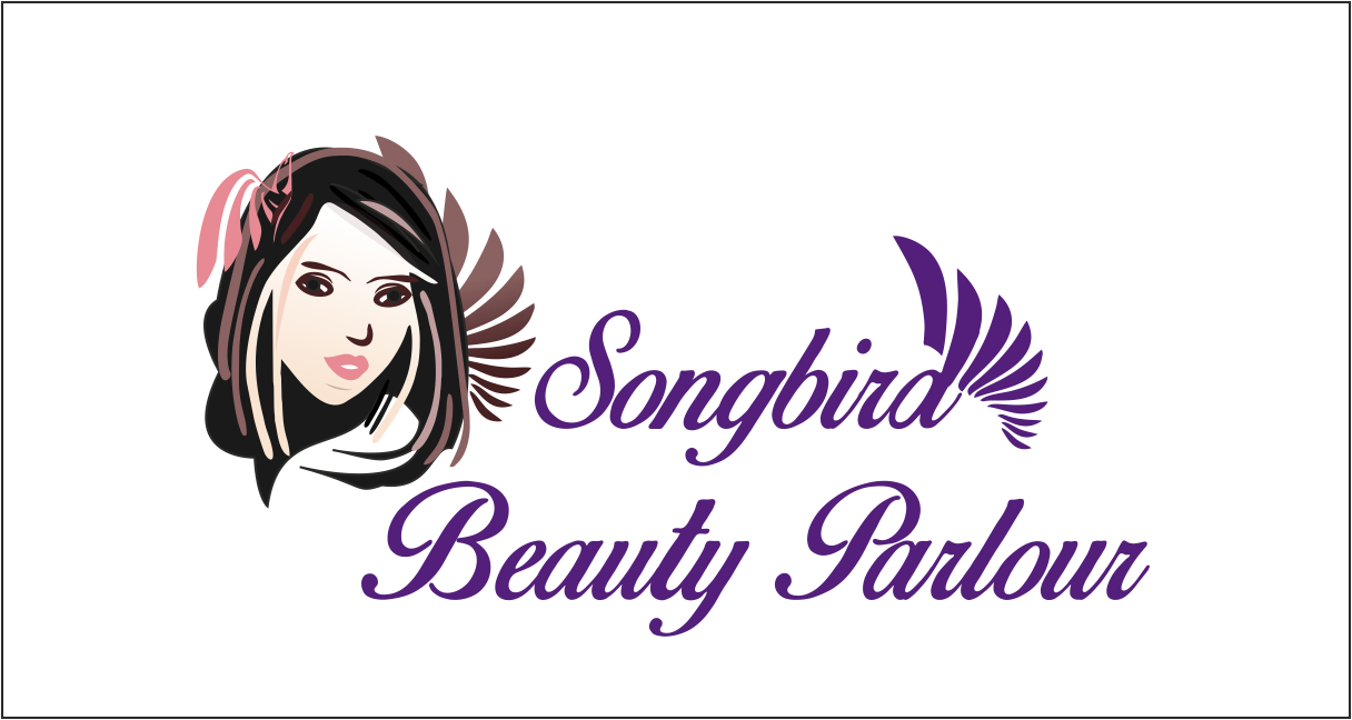 Feminine Elegant Beauty Salon Logo Design For Songbird Beauty Parlour By Dits Design 3946629