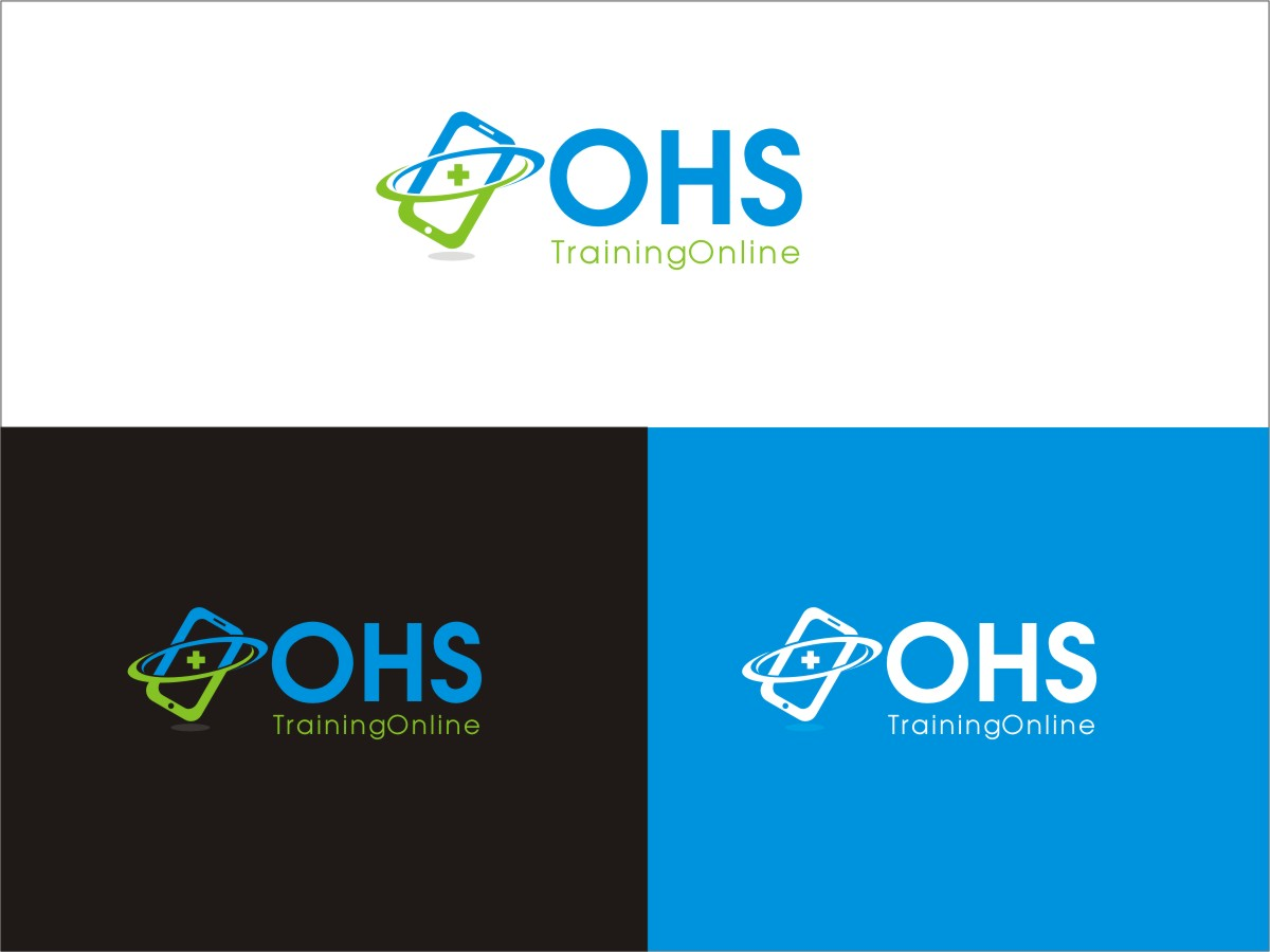 Modern Serious Logo Design For Which Training By Sushma