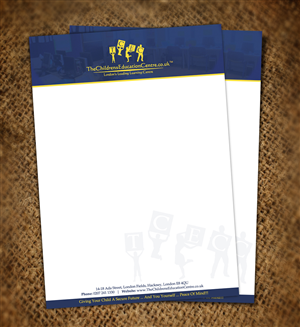 Letterhead Design by Nelsur