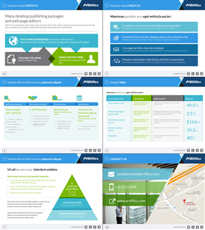 50 Upmarket Bold PowerPoint Designs for a business in United ...