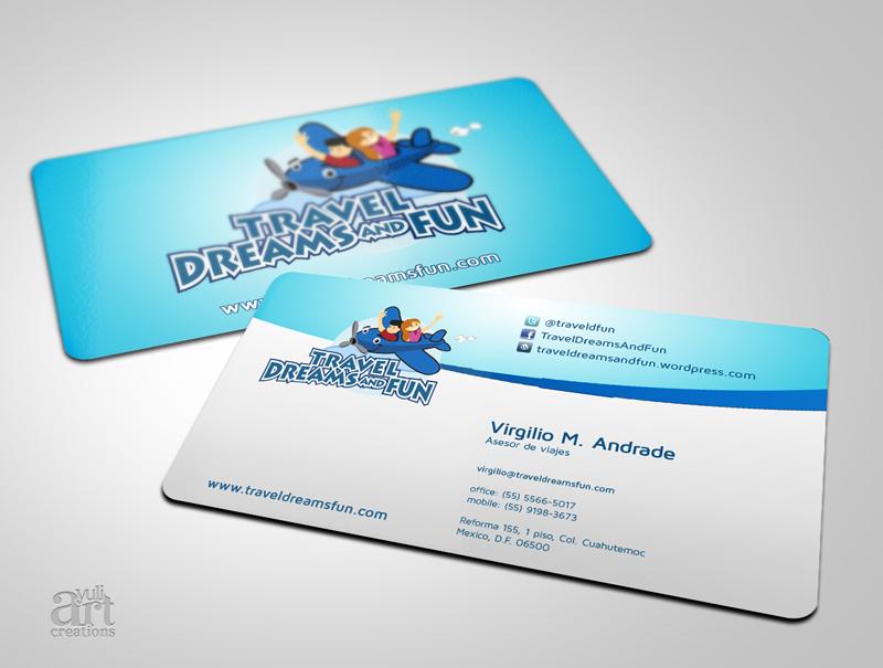 111 Elegant Business Card Designs | Travel Business Card Design ...