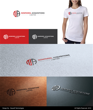Logo Design by Keysoft Technologies - Nonpareil Acquisitions Limited Corporate Logo