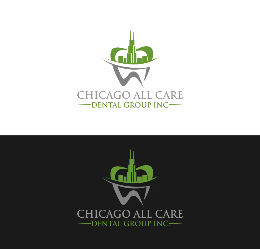 Logo Design For Chicago All Care Dental By Sm9design