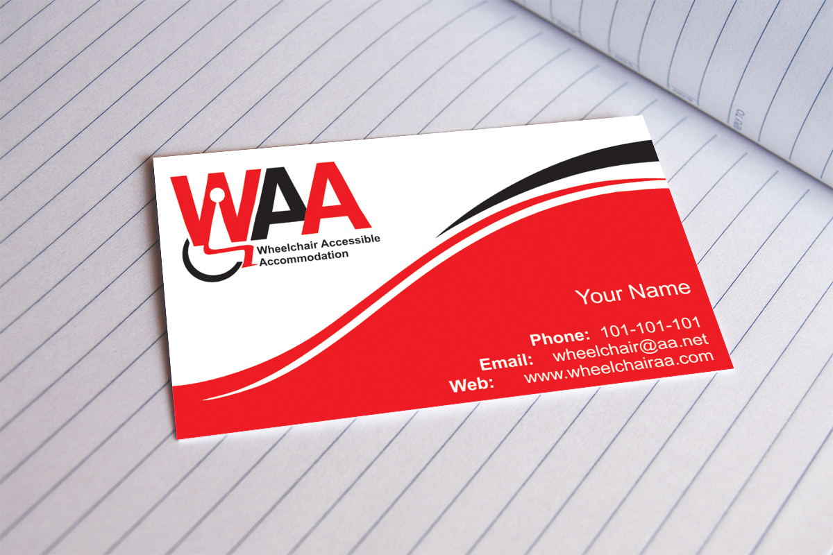 27 Business Card Designs   Accommodation Business Card Design ...