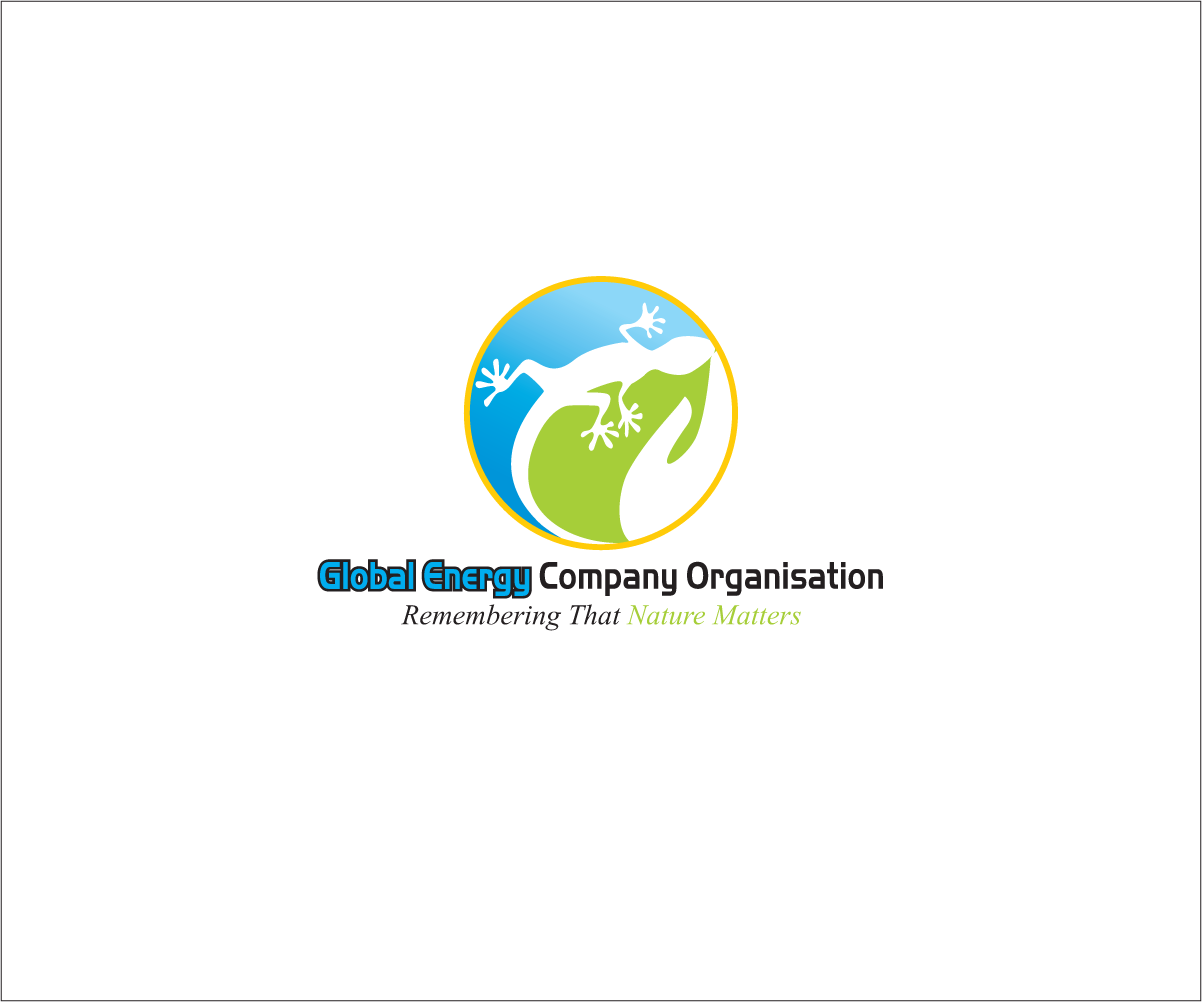 It company logo design for global energy company for Global design company