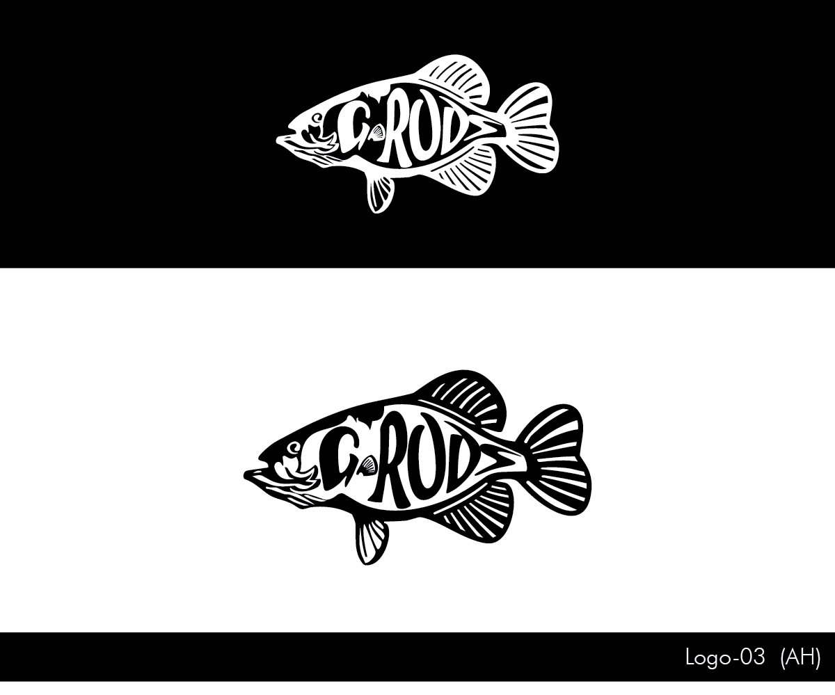 Bold, Masculine Logo Design for G-Rods International by