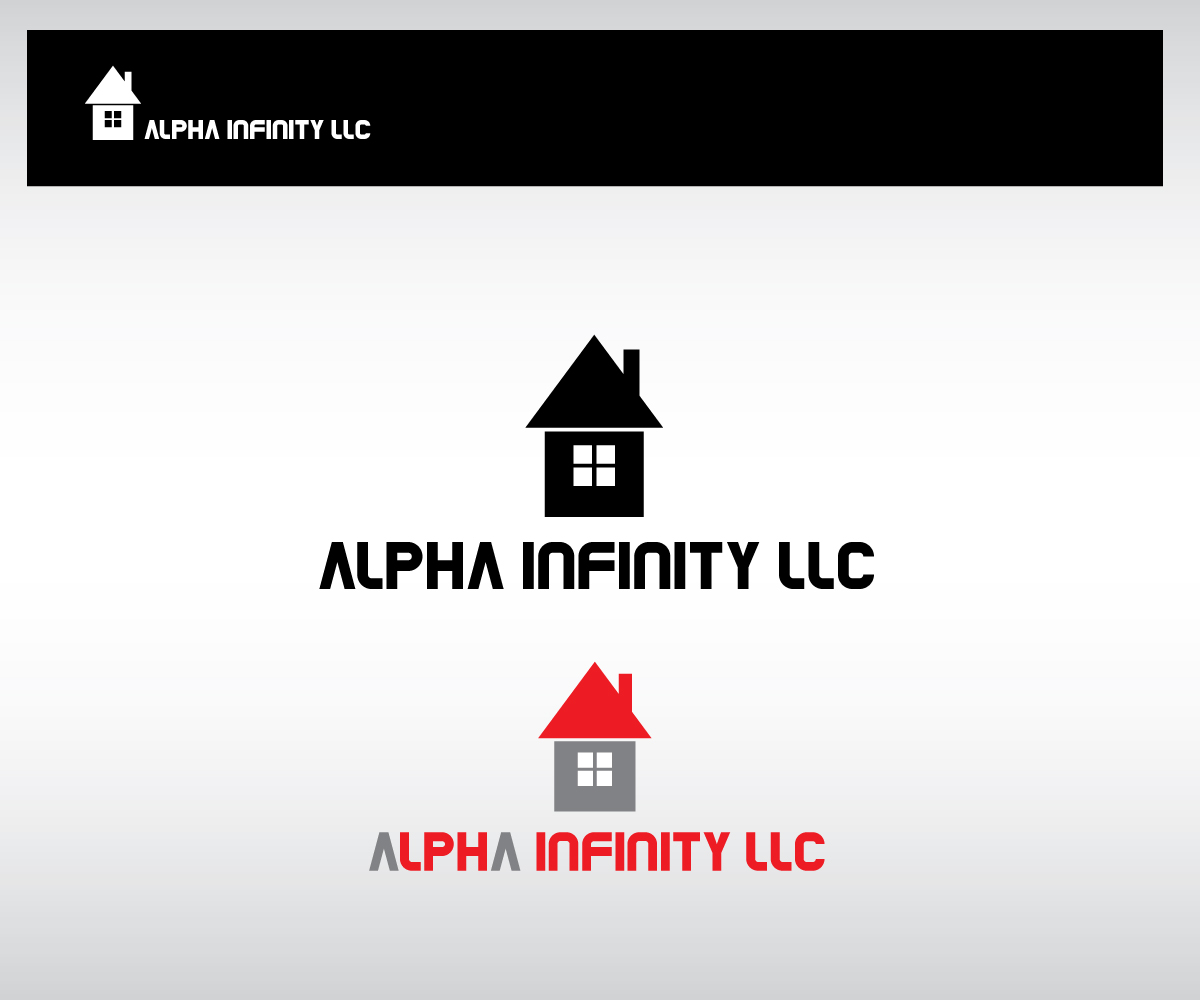 Logo Design By Saiartist For Real Estate And Home Improvement Company That  Needs A Logo Design